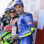 MotoGP: Marquez lights up Valencia for pole despite a crash – with Dovizioso facing a fight from ninth