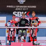 WSBK: Double Jerez win sealed by Champion Rea