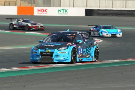 #92car piloted by Amro Al Hamad
