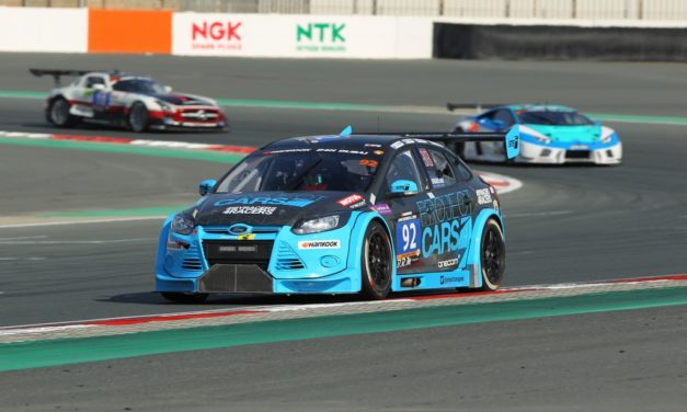 Dubai 24h: Heartache for Qatar's ace driver Amro Al Hamad as team suffer setback in final hour of Dubai 24 hrs