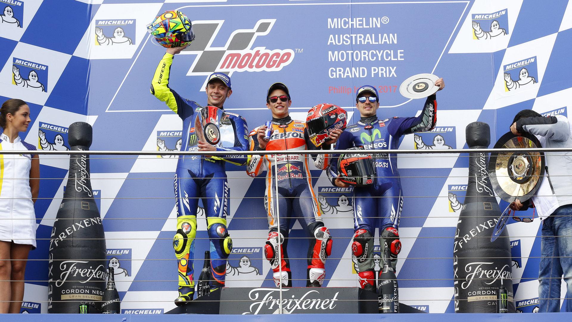 MotoGP: Marquez extends his lead in Phillip Island amidst exhilarating battle for the podium