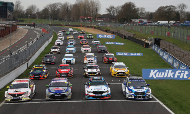 BTCC: Cosworth Electronics awarded BTCC Hybrid System contract