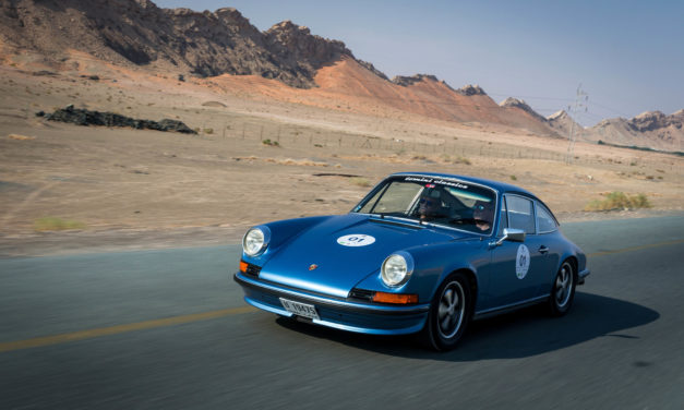 Rally: First Ever Chopard Classic Rally in the Middle East hailed a success with 30 competitors