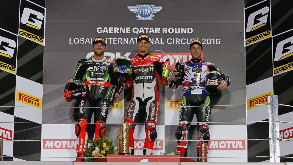WSBK: Davies dominates drama-filled season finale in Qatar