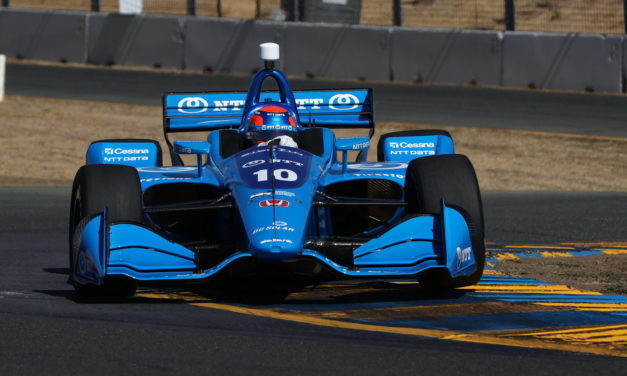 IndyCar: Jones signs off IndyCar season with top ten finish at Sonoma