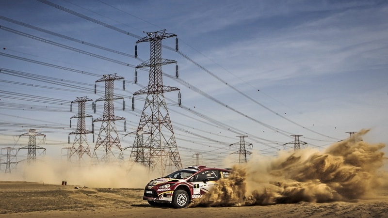Rally: Qatar's Al Attiyah seals record fifth victory in Kuwait Rally