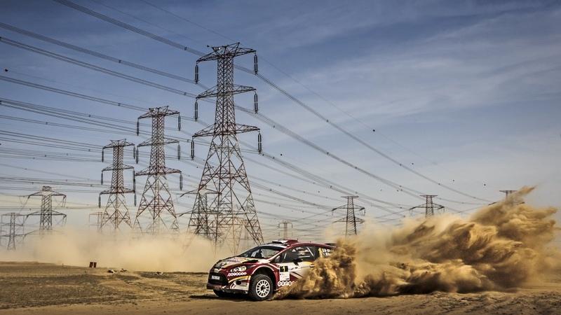 Rally: Qatar's Al Attiyah seals record fifth victory in Kuwait Rally