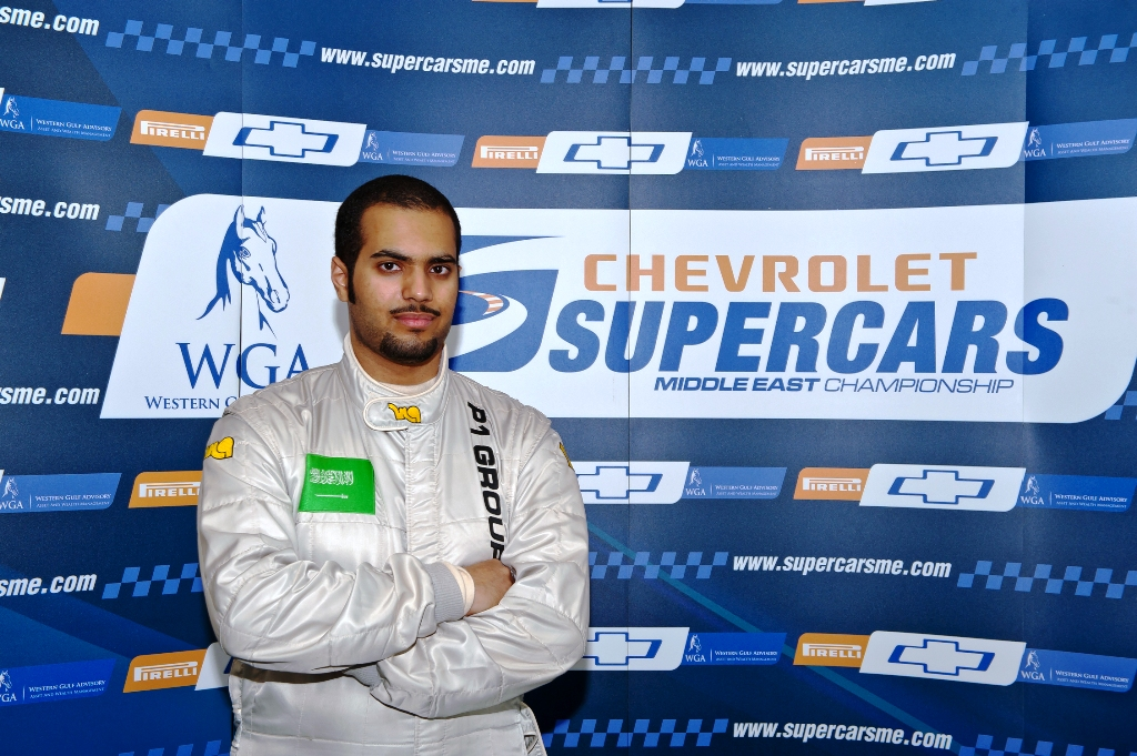 V8 Middle East series: Al Yaeesh and Raffii set for showdown in WGA Chevrolet V8 Supercars