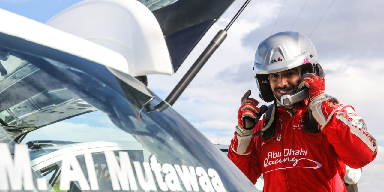 Rally: Al Mutawaa to contest PEUGEOT 208 Rally Cup with Abu Dhabi Racing