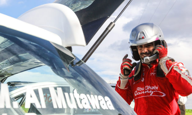 Rally: Al Mutawaa to contest PEUGEOT 208 Rally Cup with Abu Dhabi Racing