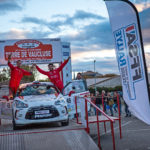 Rally: Abu Dhabi Racing's Junior Rally Program driver Al Mutawaa and co-driver Burns enjoy victory at Rally Vaucluse in France