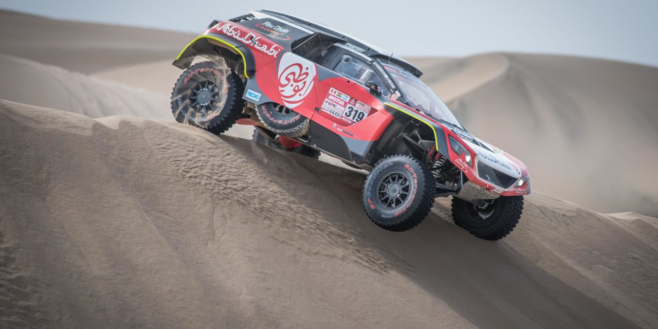 Dakar: Abu Dhabi Racing's Sheikh Khalid Al Qassimi sets good pace despite waypoint error