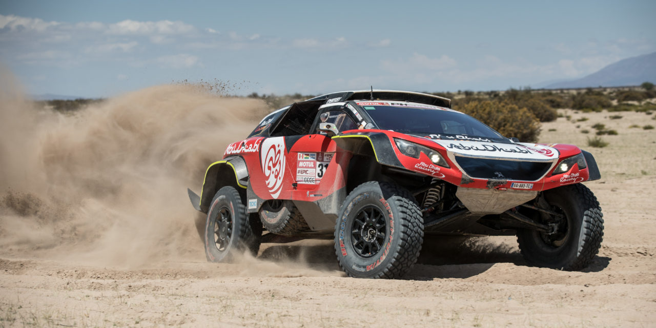 Dakar: Sheikh Khalid Al Qassimi 7th overall at stage 10 with 4 more stages to go