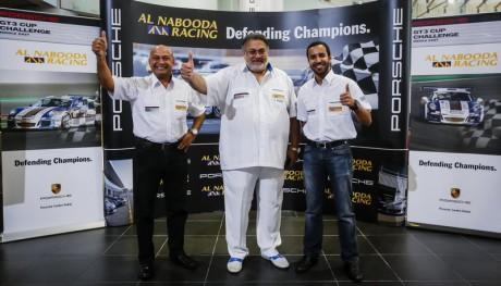 Al Naboodah Racing