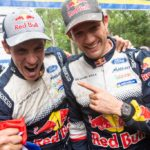 WRC: Sébastien Ogier makes it six world championships in a row at Rally Australia