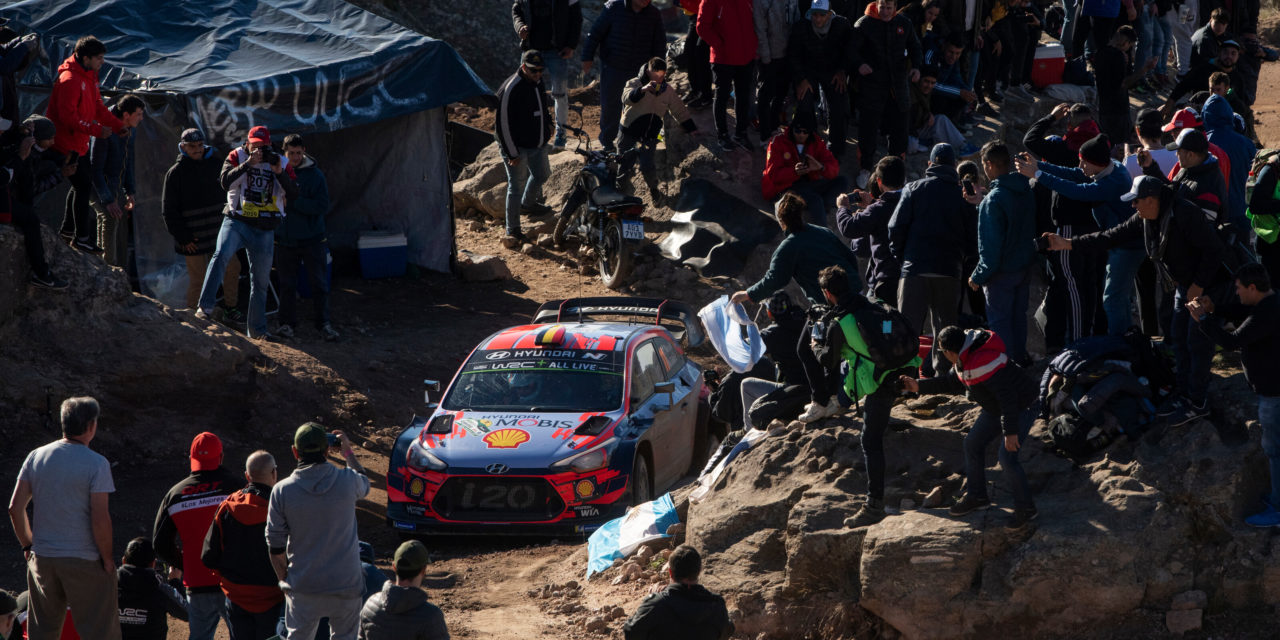 WRC: Back to back wins for Neuville with victory in Rally Argentina
