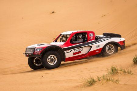 AUTO winner Khalid Al Jafla