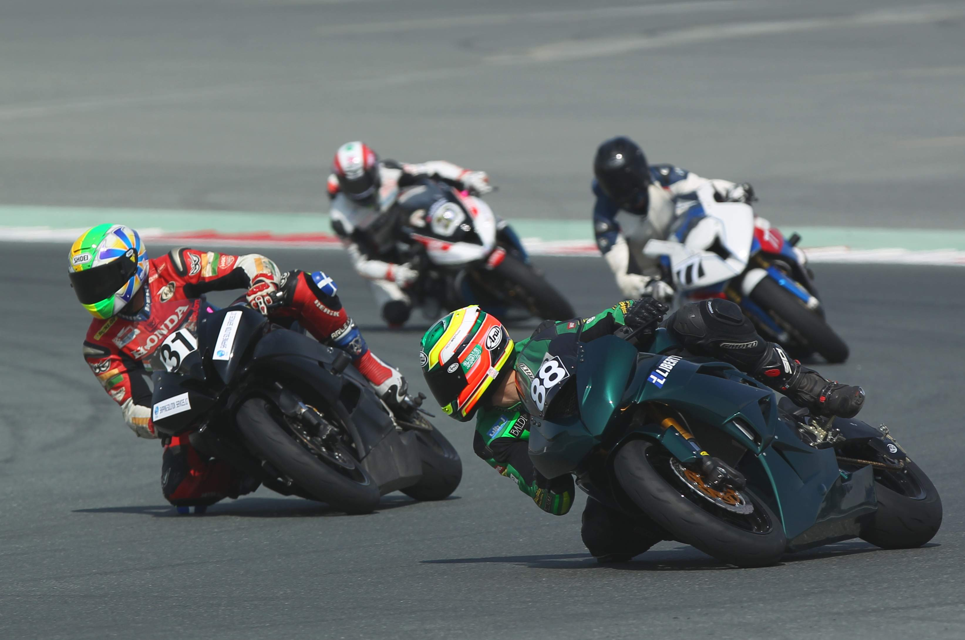 UAE: National Race Day report from Dubai Autodrome