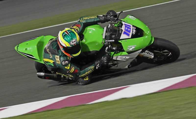 Qatar: Wins for Alex Cudlin in Qatar Supebike and Abdulaziz Bin Ladin Qatar Supersport races