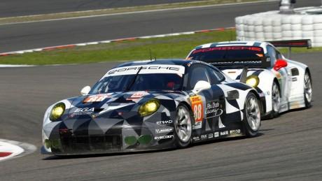Porsche 911 RSR (88), Abu Dhabi Proton Racing: Christian Ried, Earl Bamber, Khaled Al Qubaisi