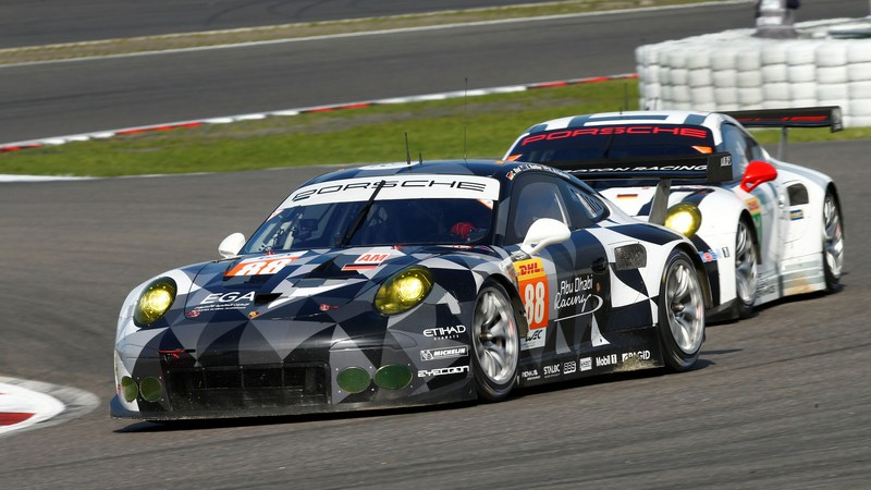 WEC: Disappointment for Team Abu Dhabi Proton Porsche after damage at 6 Hours of Nurburgring