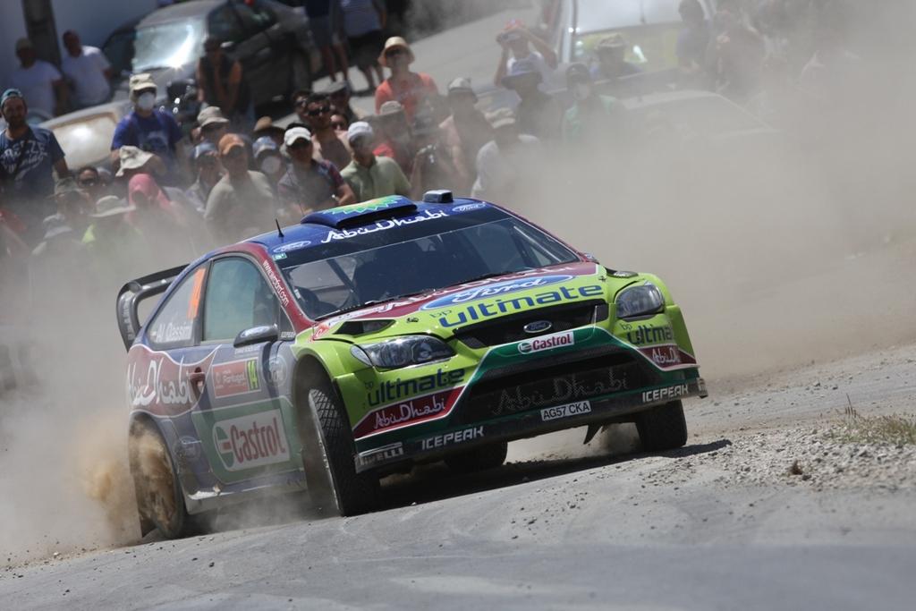 Al Qassimi in top ten finish in Portugal