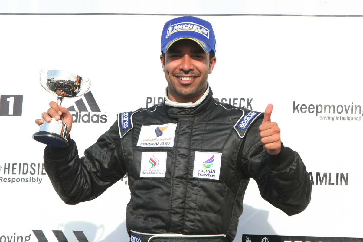 Porsche Carrera Cup GB: Al Harthy on podium again at Silverstone