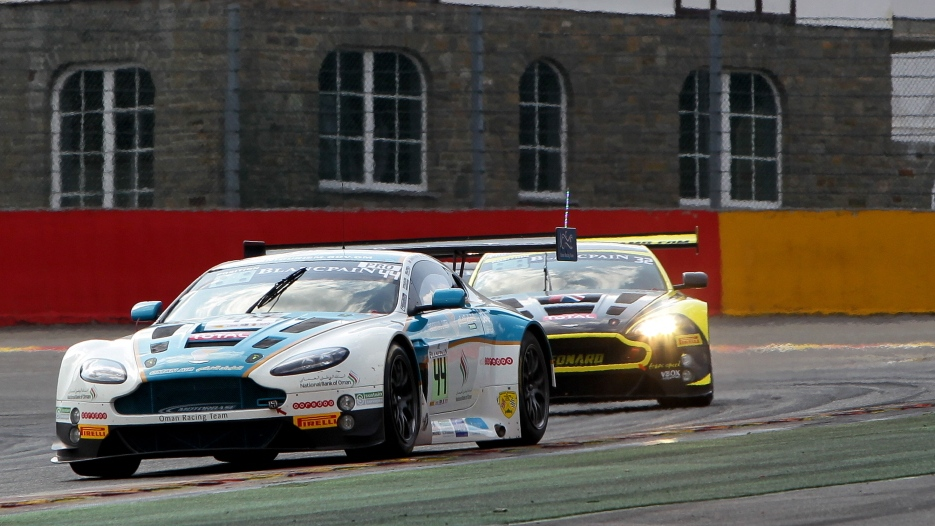 24hrs of Spa: Dramatic conclusion for Ahmed Al Harthy's Oman Racing Team