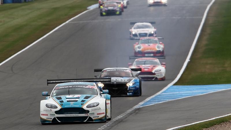 GT: Avon Tyres British GT Championship 2015 calendar revealed