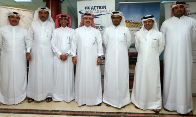 QMMF: FIA Vice President Al Attiyah congratulates new QMMF President and board members