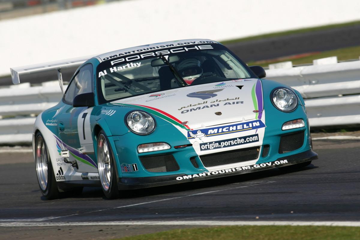 Porsche GT3 Cup: Omani driver Al Harthy confirms Middle East championship campaign