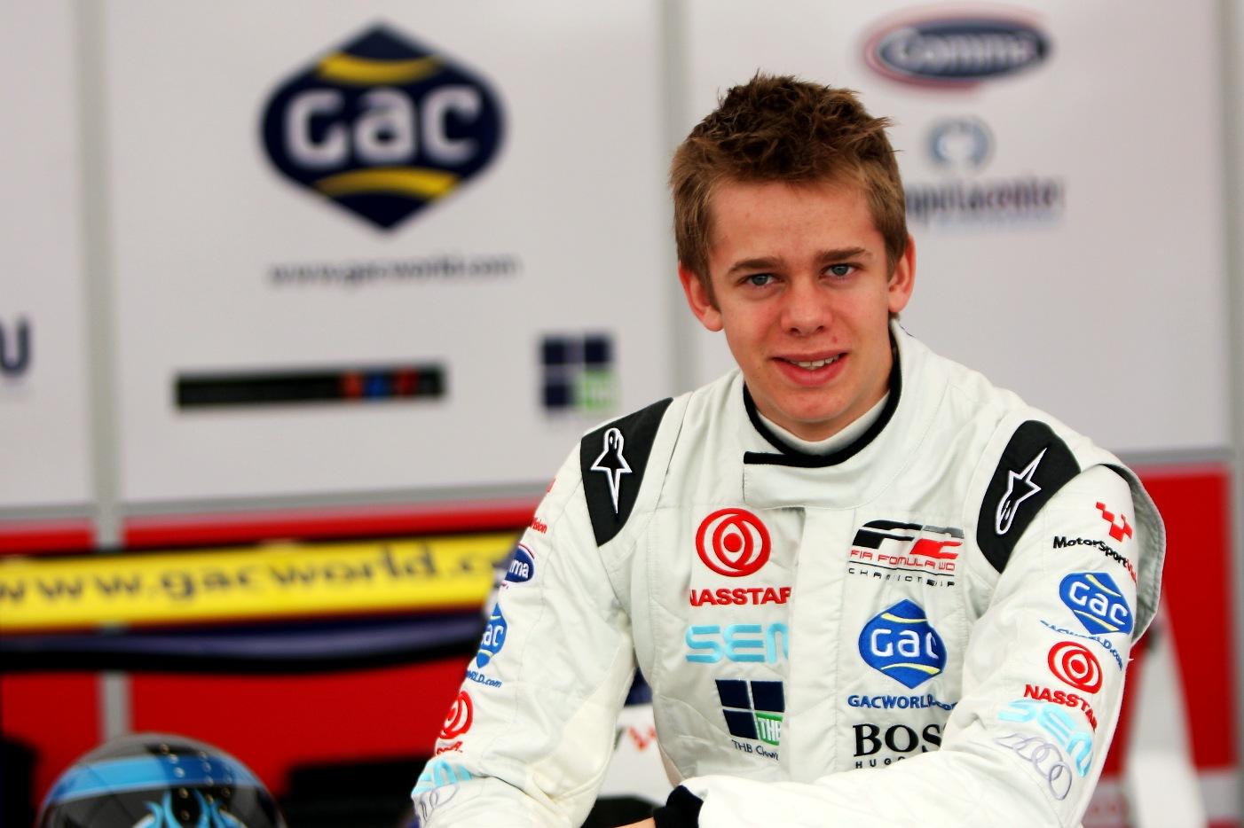 F2: Alex Brundle rejoins F2 for 2011