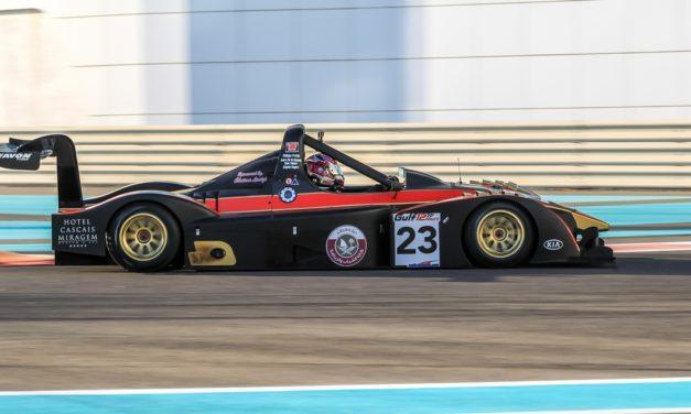 Qatar: Amro Al Hamad debuts in Superlights Challenge at Zolder Circuit in Belgium