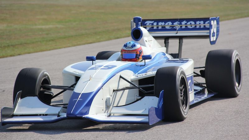 Indy: Indian ace Armaan Ebrahim excels at Indianapolis securing his 2012 Indy Lights seat