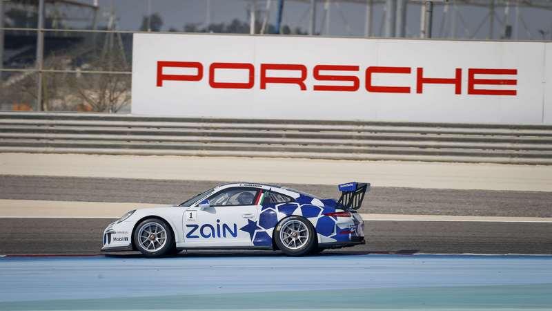 Bahrain: Ashkanani seeks Porsche GT3 Middle East driver title in Bahrain final