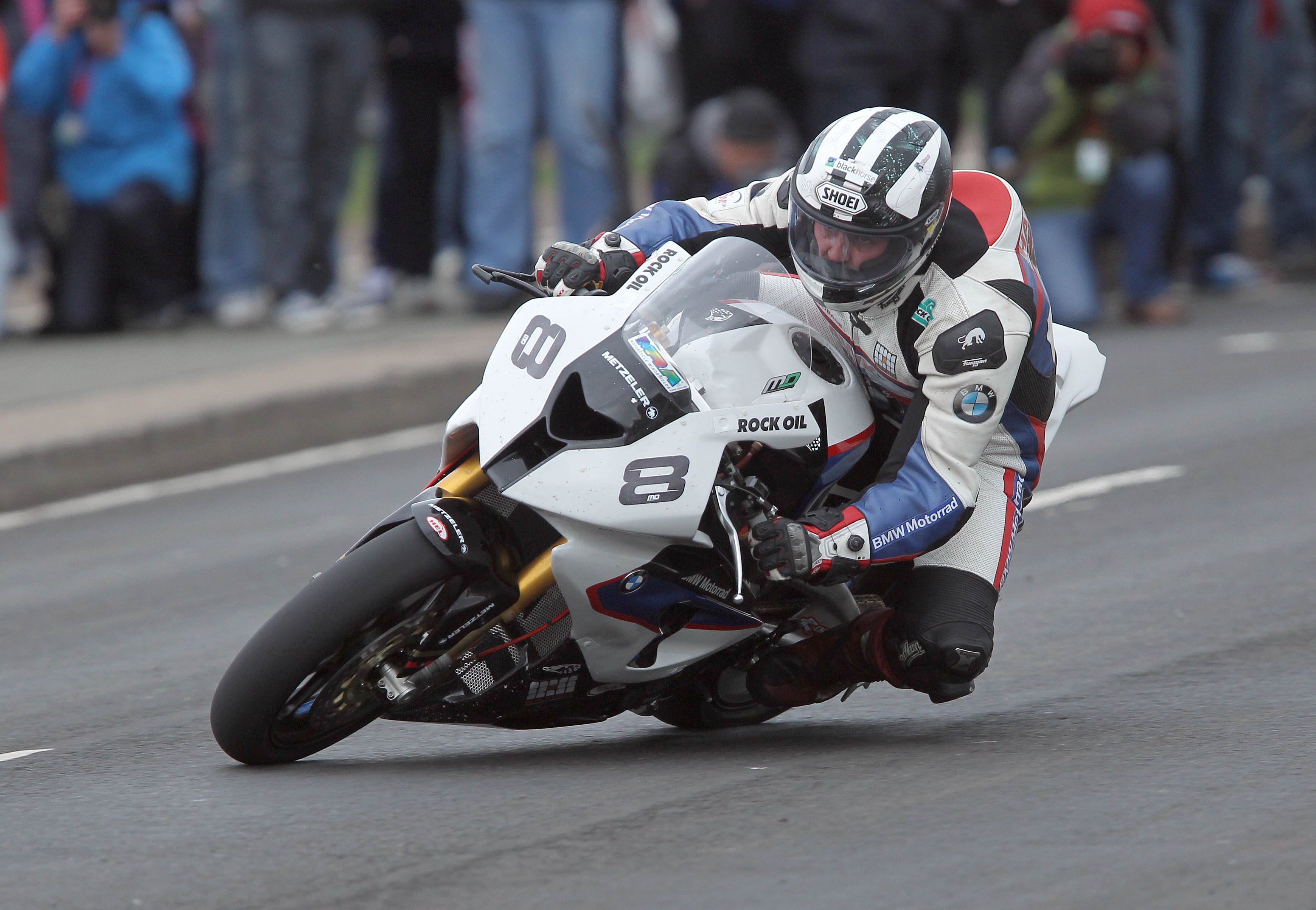 Bikes: Michael Dunlop dominates Northwest 200 with two wins and man of the meeting trophy