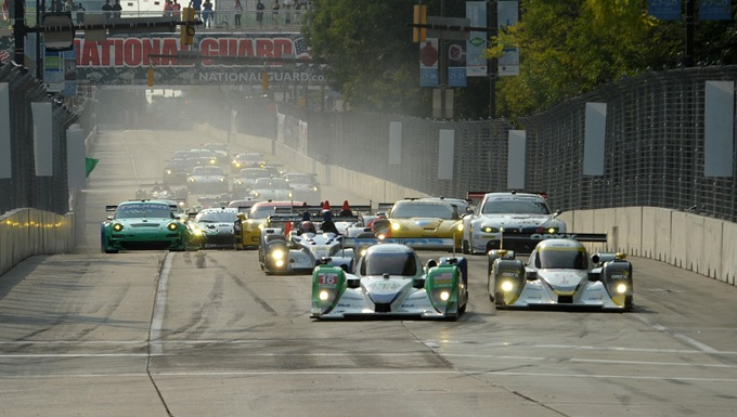 Grand-Am Road Racing and American Le Mans Series announce historic merger