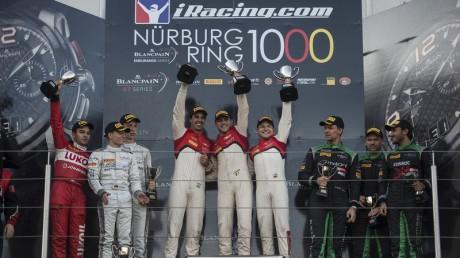 Winners of 1000km of Nurburgring