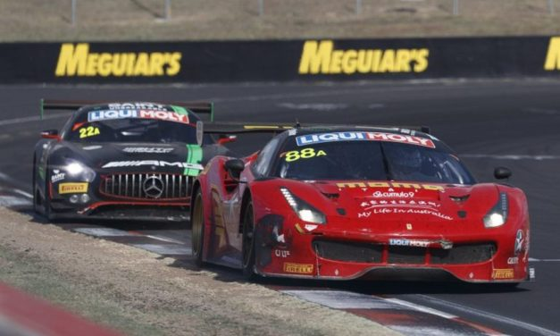 Bathurst 12H: Maranello Motorsport Ferrari wins dramatic Bathurst 12h