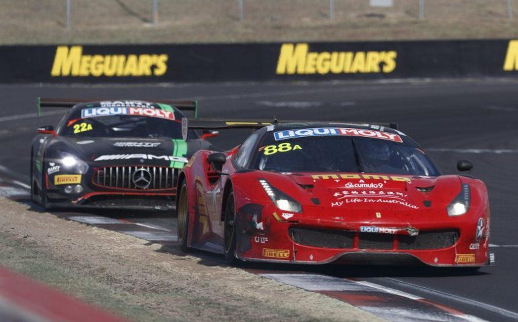 Bathurst 12H: Maranello Motorsport Ferrari wins dramatic Bathurst 12h