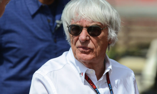F1: Liberty Media Corporation acquires Formula One: Carey appointed Chairman, Ecclestone remains CEO