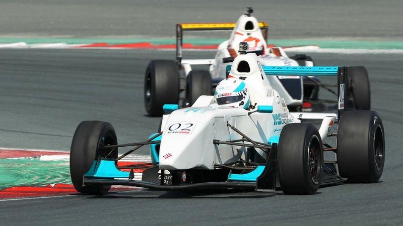 Dubai: Bintouq is the man to beat in Formula Gulf 1000 penultimate round