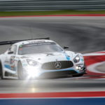 24H: Black Falcon takes pole position for the first ever Hankook 24H COTA USA
