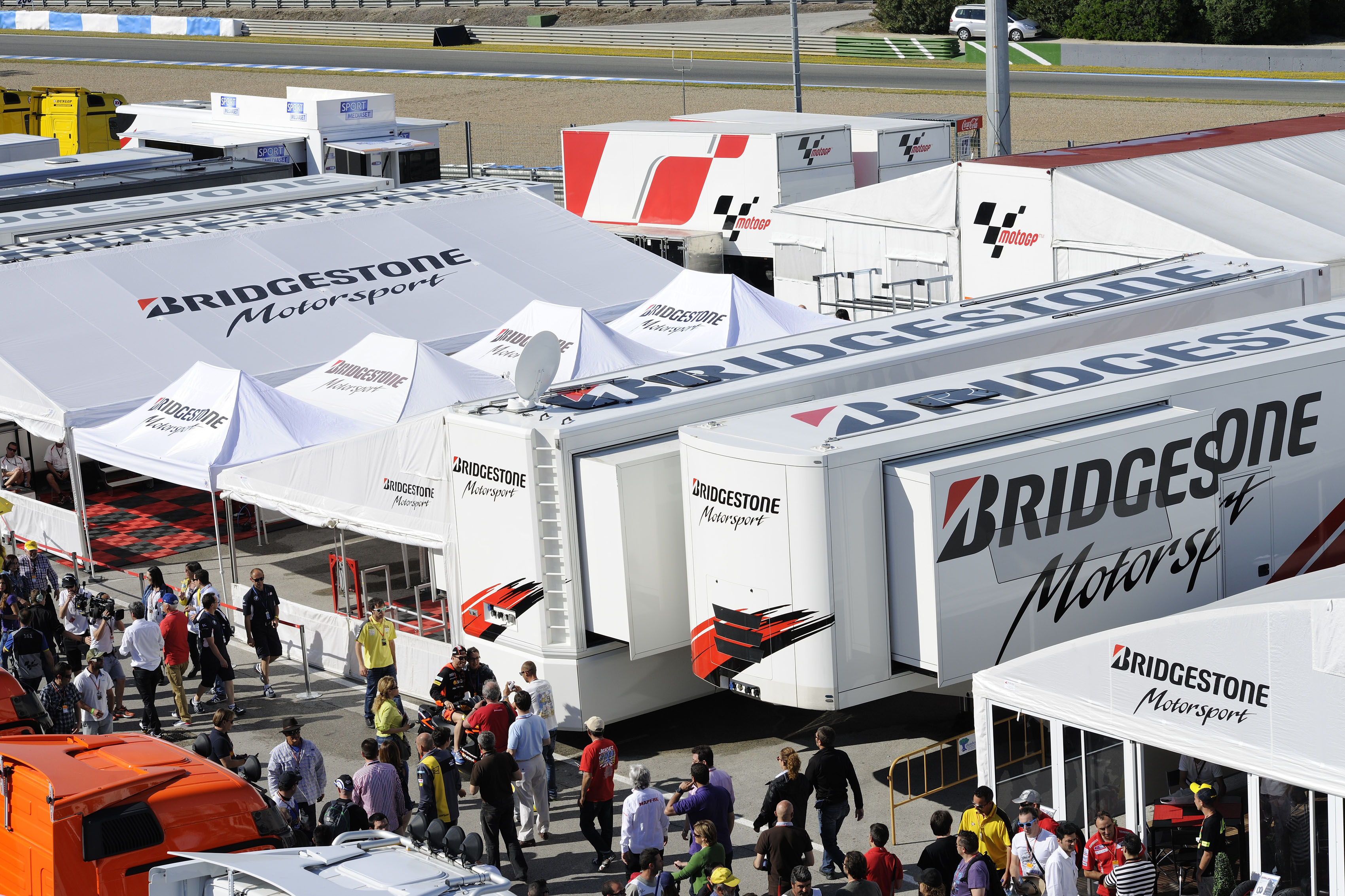 MotoGP: Bridgestone to withdraw from MotoGP after the 2015 season