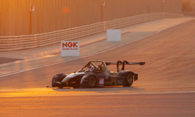Dubai: Top efforts go unrewarded for Amro Al Hamad in Prototype 3×3 Endurance