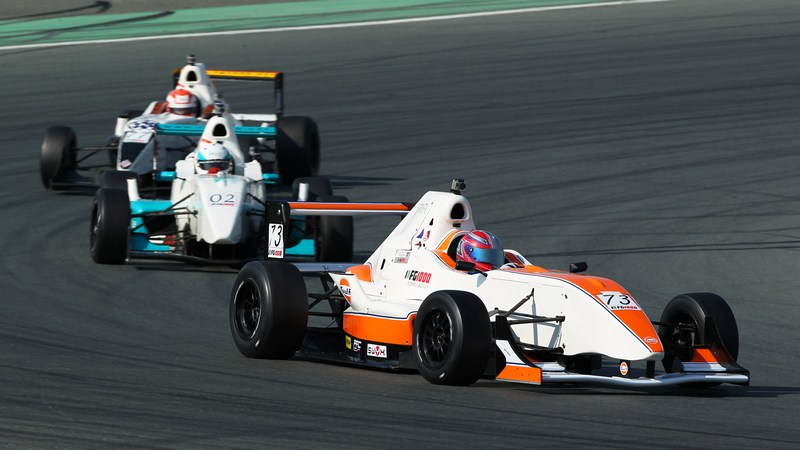 UAE: Seatter 'Storms' to victory as Bintouq leads the way on points.