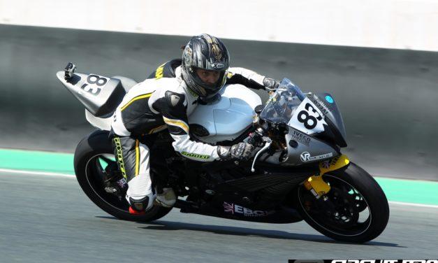 Dubai: Sabah Mukri joins the Dubai Autodrome National Race Series as the first lady sportsbike racer…