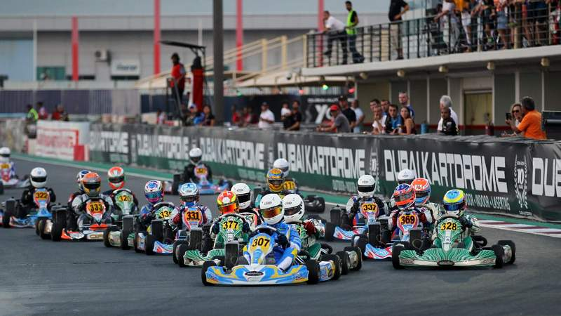 Dubai: Kartdrome to host record grids in second edition of O-Plate