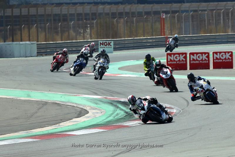 Dubai: Tannir Moto Racing – A Triumphant departure