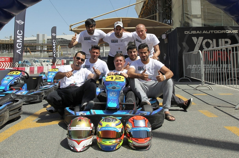 Dubai: SWS Endurance series – 600 lap sees Dubai Falcon Racing Team take to the top step